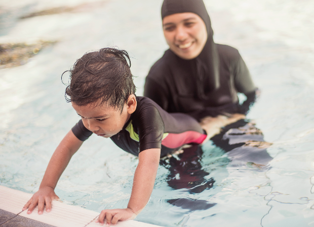 Finz Aquatic is a Cape Town-based swim school that specialises in disability therapy (PHOTO: Getty Images/Gallo Images)