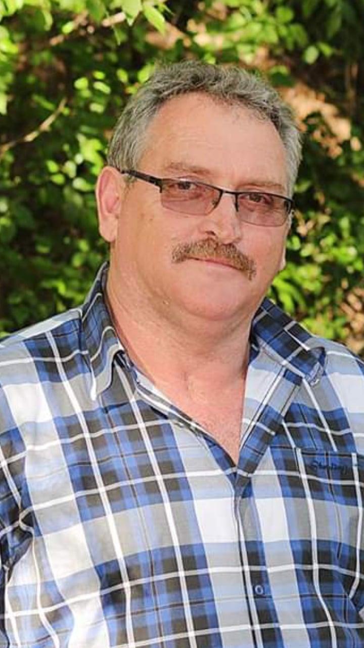Christo Bothma se gesin het hom in Junie 2018 laas