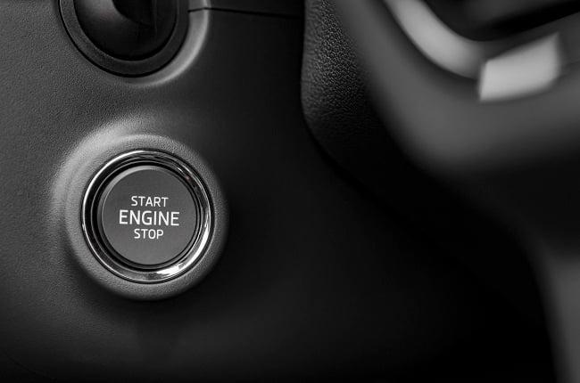 Engine start/stop switch