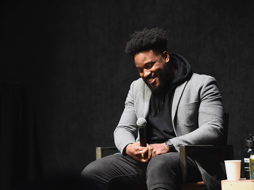 Filmmaker Ryan Coogler speaks onstage during the Talent Forum Keynote With Ryan Coogler during the 2019 Sundance Film Festival  at The Ray on January 29, 2019 in Park City, Utah.  (Photo by Ilya S. Savenok/Getty Images)