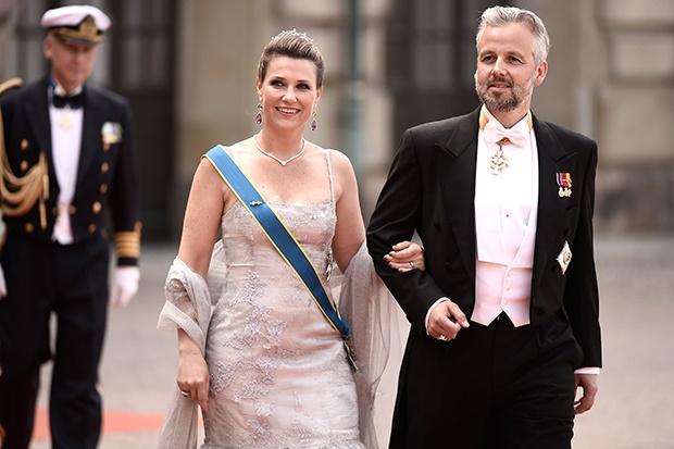 Ari Behn, Princess Märtha Louise