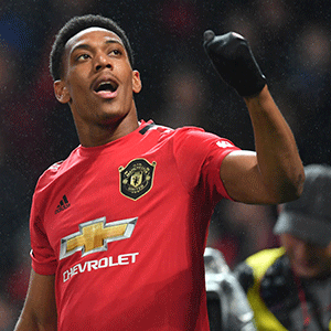 Anthony Martial (AFP)