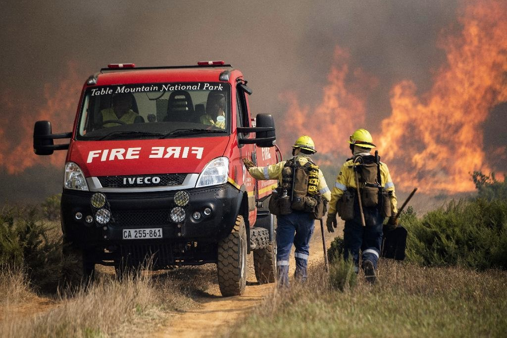 No active firefighting on Table Mountain following blaze - News24