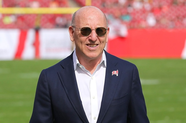 Joel Glazer, Manchester United co-chairman and the vice-chairman of the Super League (Getty Images)