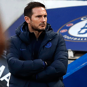 Frustrated Lampard calls for Chelsea to make signings - Sport24