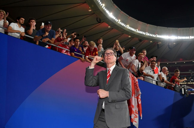 John W. Henry (Getty Images)
