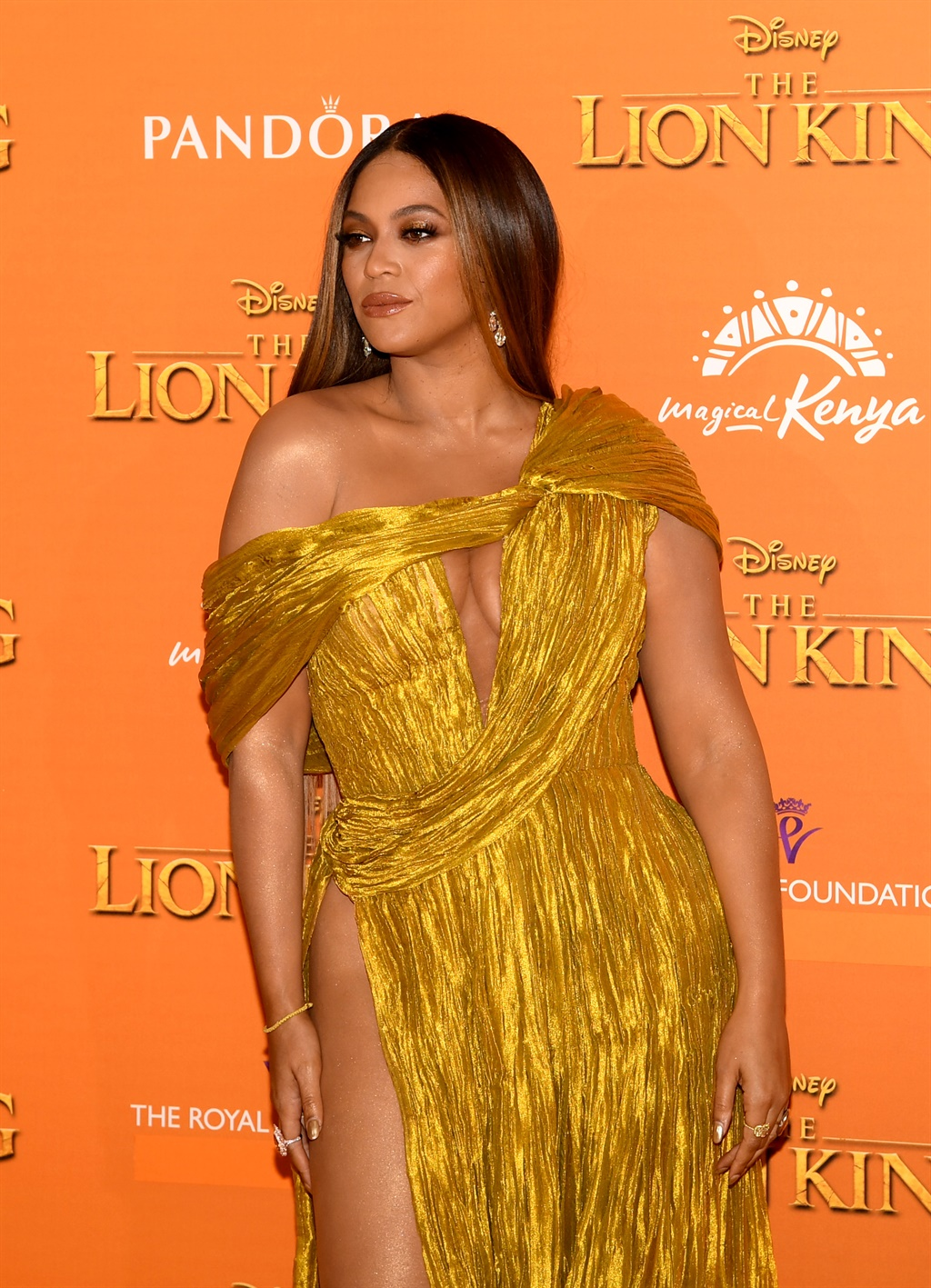 Beyonce Knowles-Carter. Photo by Gareth Cattermole/Getty Images for Disney