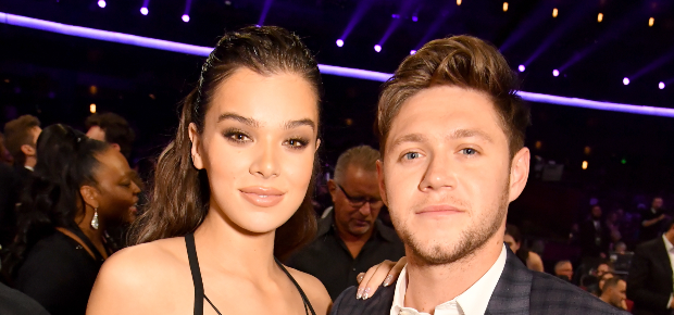 Hailee Steinfeld and ex-beau Niall Horan  (PHOTO: Getty Images/Gallo Images)