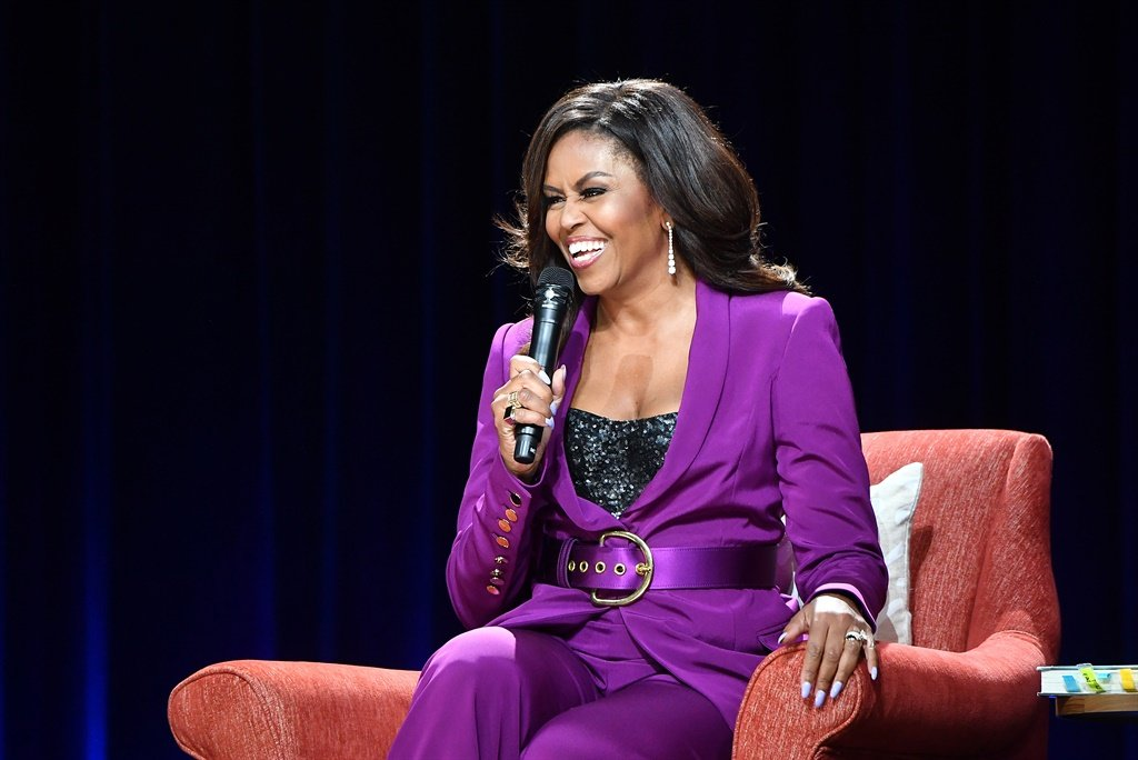 Michelle Obama. Photo by Paras Griffin/Getty Images