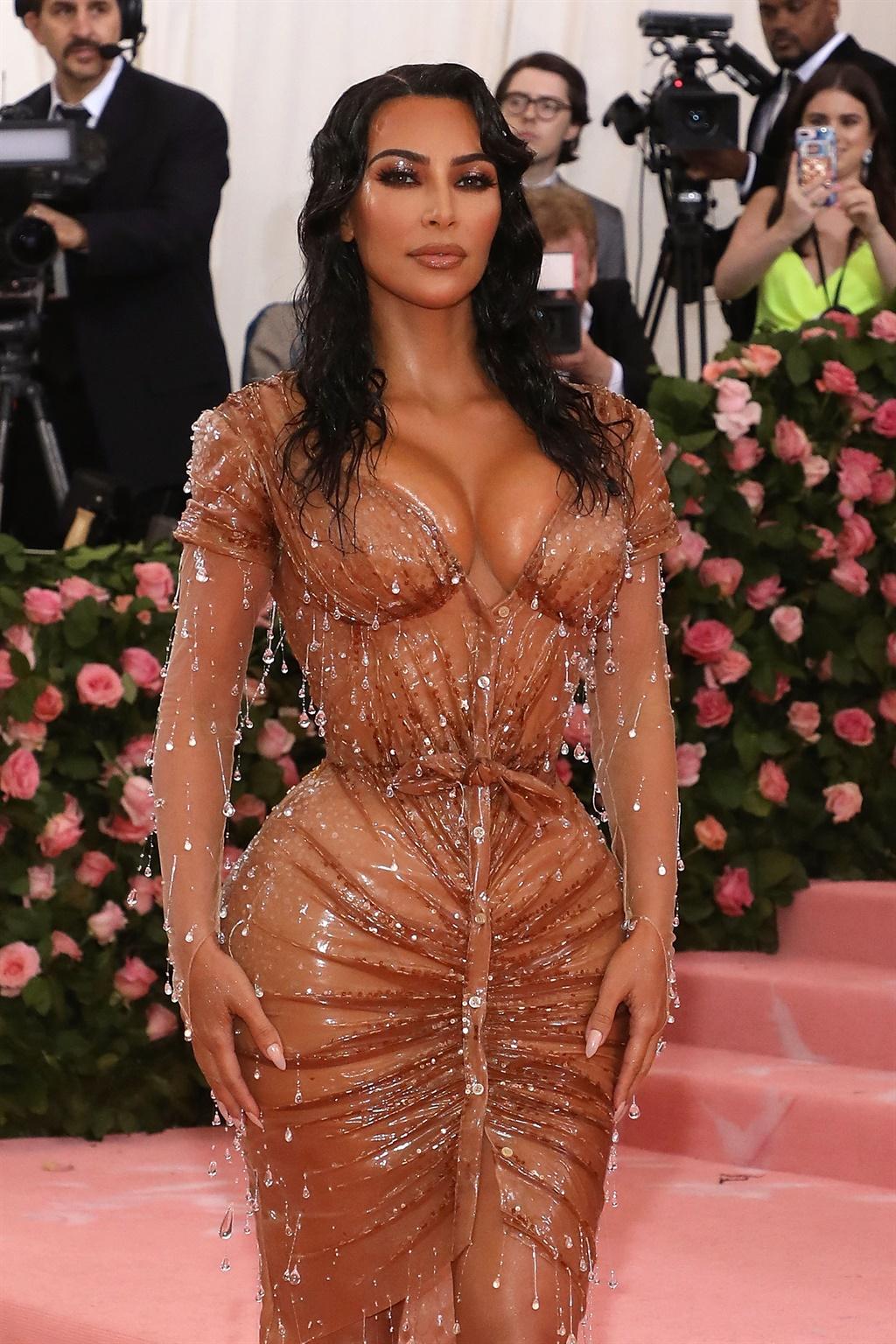 NEW YORK, NY - MAY 06: Kim Kardashian West attend