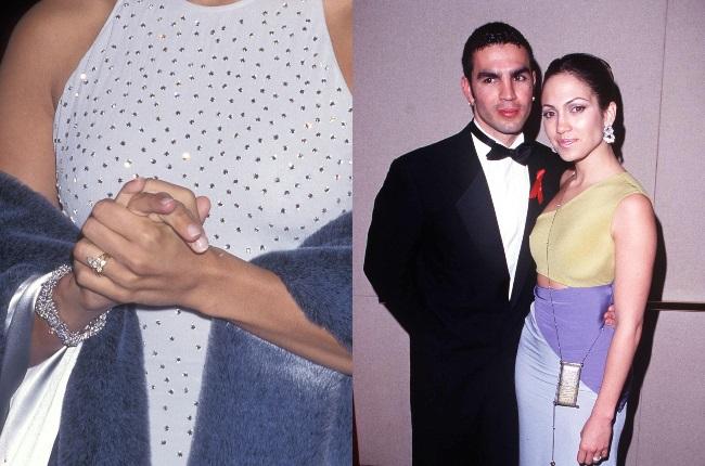 Jennifer Lopez and Ojani Noa (CREDIT: Gallo Images
