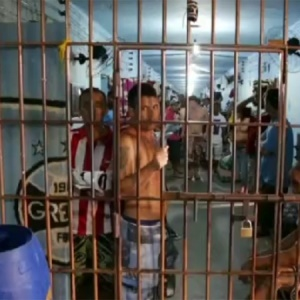 TB rife in Brazilian prisons