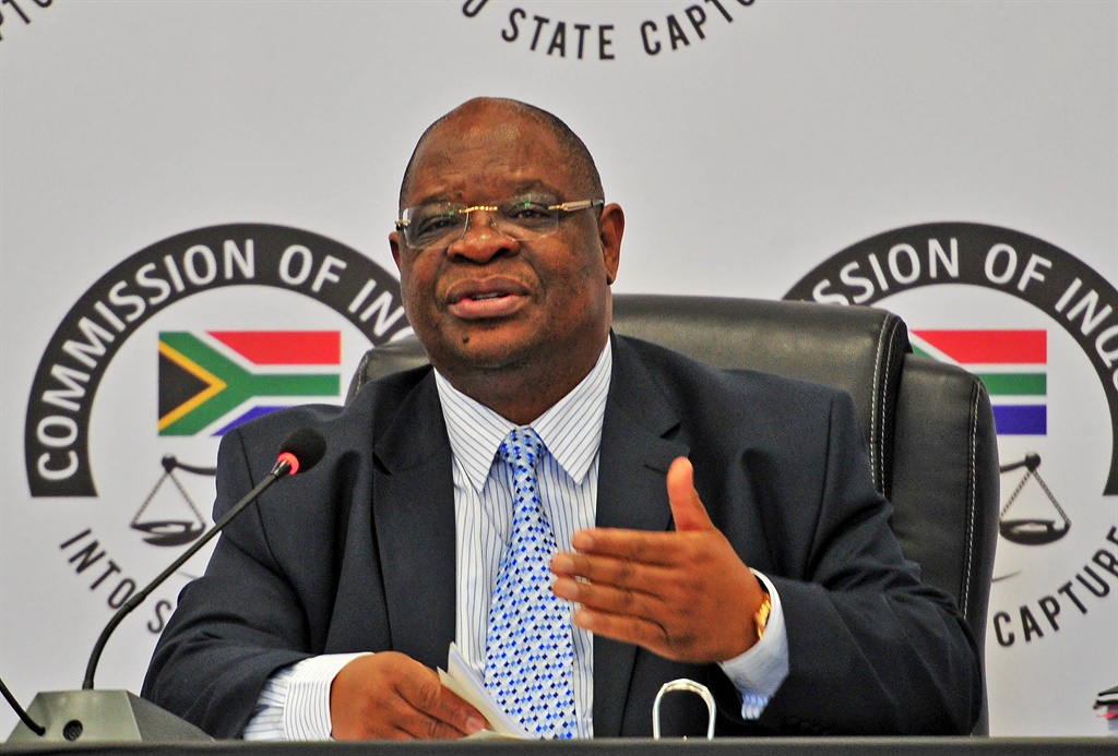Mr X tells Zondo commission that Mhlathuze Water engineer used his company to move funds - News24