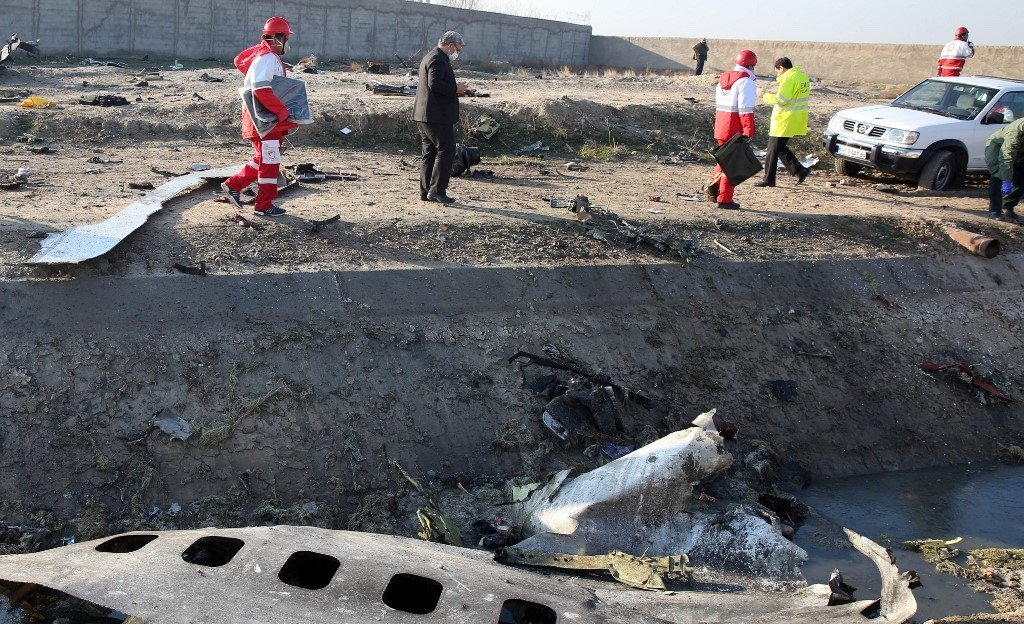 Boeing crash probe protocol seen hampered by Iran-US tensions