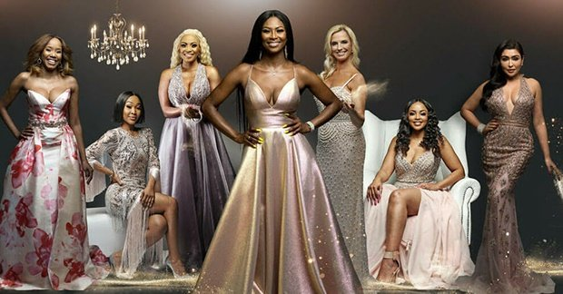 Real Housewives of Johannesburg. (Photo: Showmax)