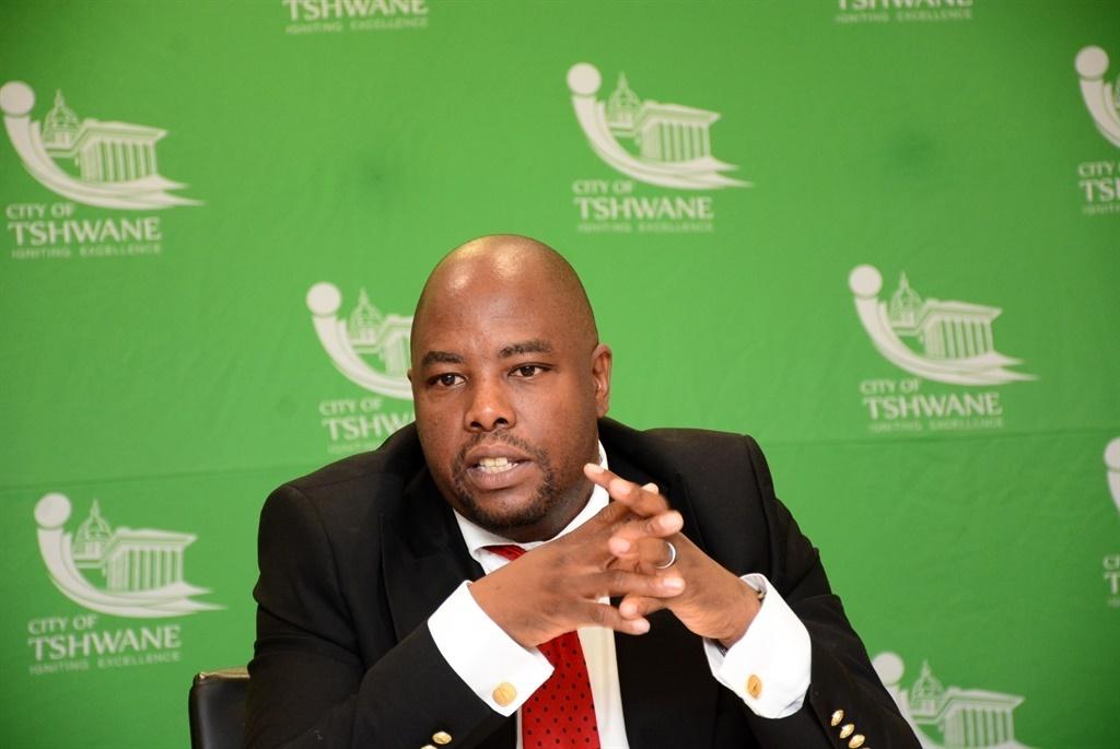 Stevens Mokgalapa (PHOTO: Morapedi Mashashe)