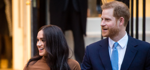The Duke and Duchess of Sussex  (PHOTO: Getty Imag