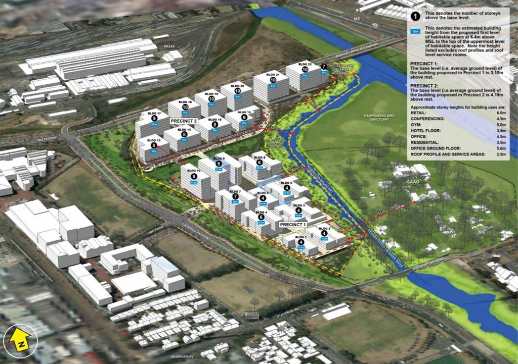 River Club Development Cape Town Amazon