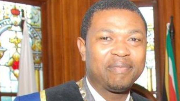 Deputy mayor Thobani Zuma