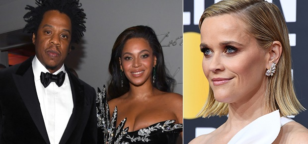 Beyoncé and Jay-Z hilariously send Reese Witherspoon 'more water' - Channel 24