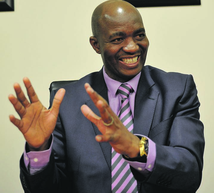 Department of basic education director-general Mathanzima Mweli. Picture: Lucky Nxumalo