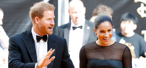 Prince Harry and Meghan  (PHOTO: Getty Images/Gallo Images)