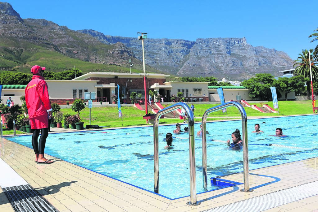 Trafalgar swimming pool has been reopened after a three-year closure. PHOTO: Samantha Lee-Jacobs
