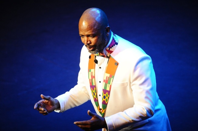 With 40 years' experience behind  him, veteran actor Sello Maake Ka Ncube knows a thing a two about showbiz.