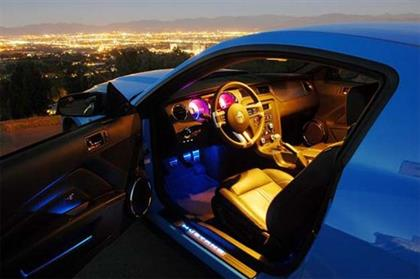ford mustang interior lights_ford