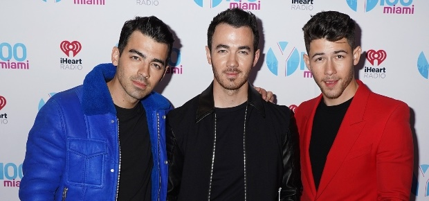 The Jonas Brothers. (PHOTO: Getty/Gallo Images)