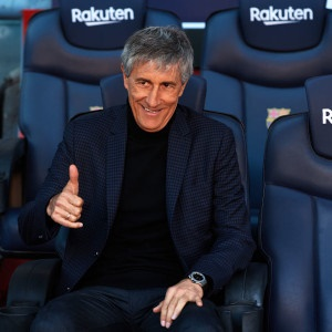 Quique Setien (Getty Images)