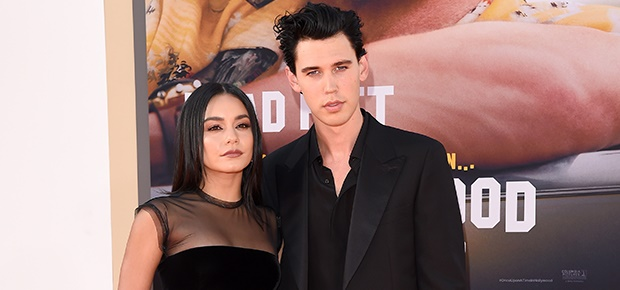 Vanessa Hudgens and Austin Butler (Photo: Getty Images)