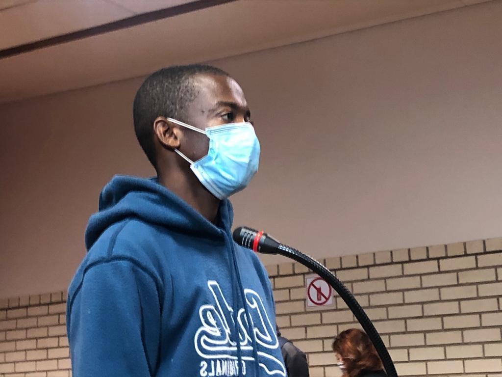 Monoko Francis Thoka in court for allegedly killing Mapiti Matsena.