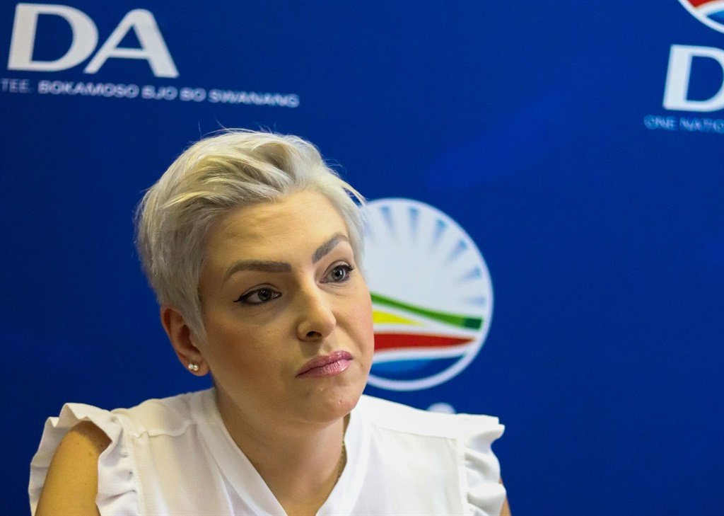 DA chief whip Natasha Mazzone denies that she lied about her qualifications.