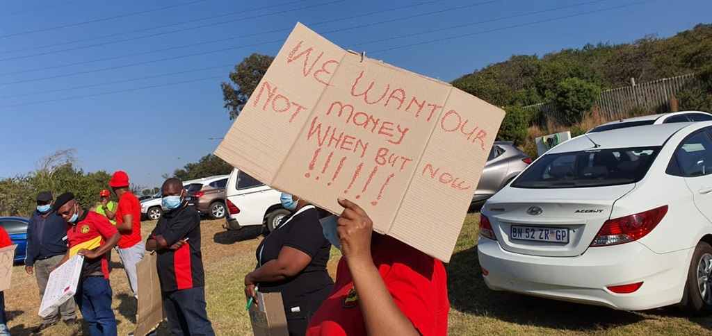 Wage strike by Rand Water employees called off following court ruling - News24