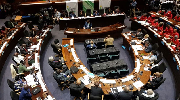 Tshwane council meeting on motions of no confidence to continue - News24