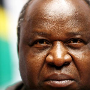 Mboweni, Gordhan safe for now following special ANC NEC meeting - News24