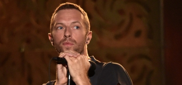 Chris Martin. (PHOTO: Getty Images)