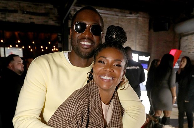 Dwyane Wade and Gabrielle Union (Photo: Getty Images)