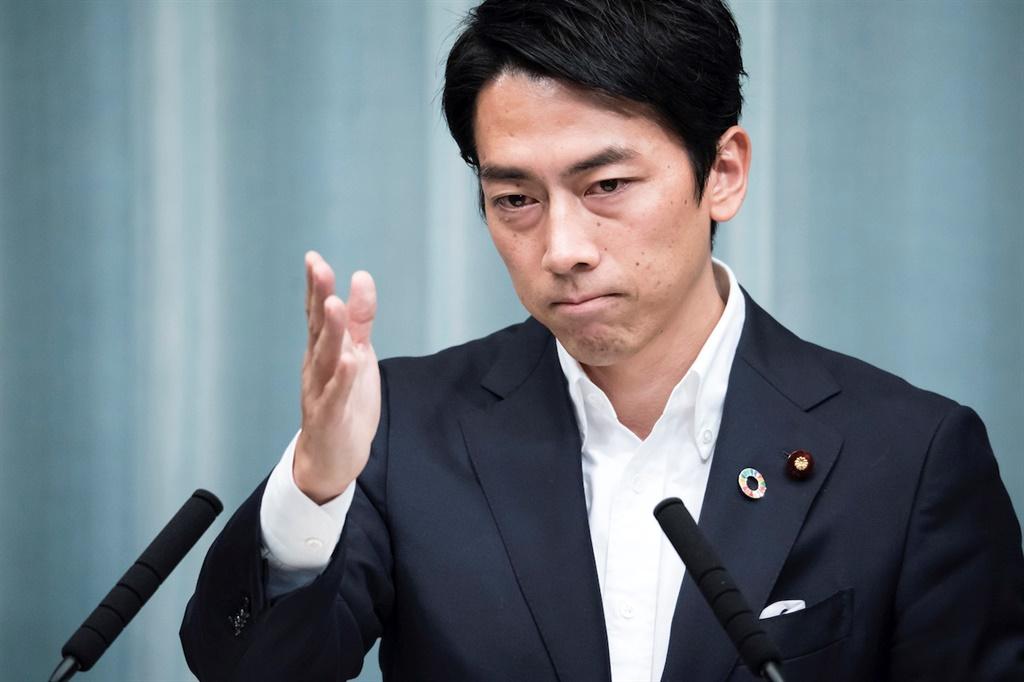 TOKYO, JAPAN - SEPTEMBER 11: Japans newly appointe