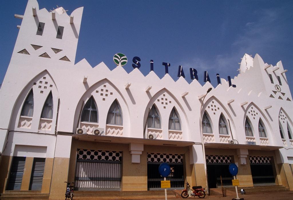 Train Station, Bobodioulasso, Burkina Faso, Design
