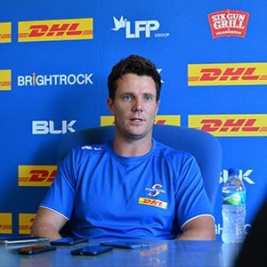 Snyman demands more from Stormers bench - Sport24