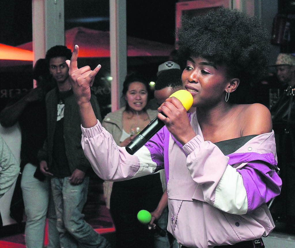 Fleeqy is no stranger to public performances. She hopes to continue to wow crowds this year.