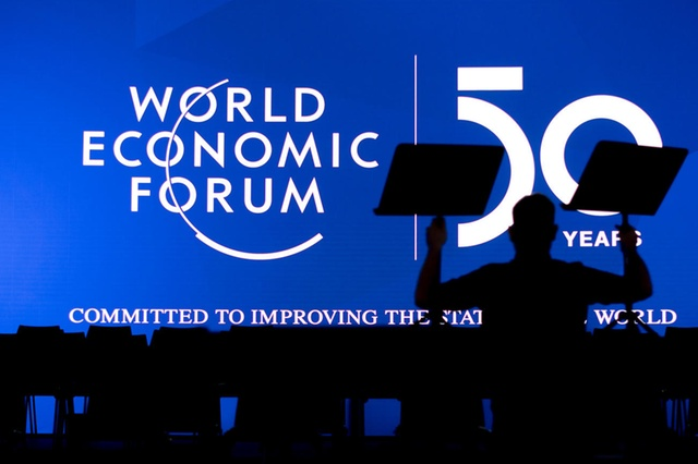 Work cut out: The World Economic Forum to tackle big questions