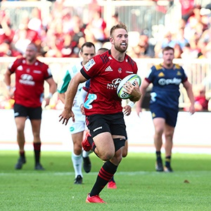 Crusaders hit party mode in romp over Highlanders - Sport24