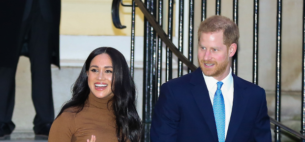 Meghan Markle and Prince Harry  (PHOTO: Getty Images/Gallo Images)