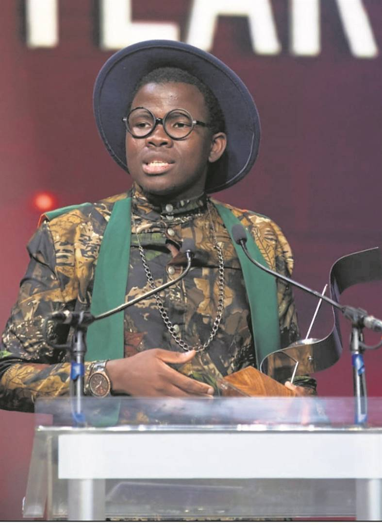 Fashion designer Athenkosi Mfungula has been invited to London in June.PHOTO: supplied
