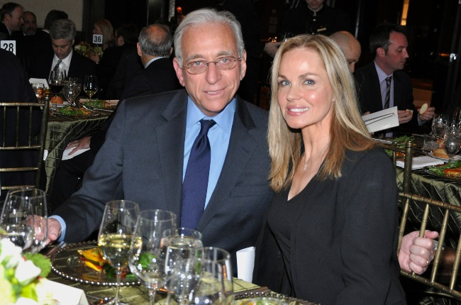 Nelson and Claudia Peltz (CREDIT: Gallo Images / G
