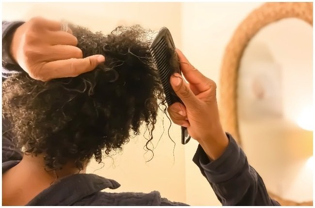 5 ways to care for your natural hair in colder months