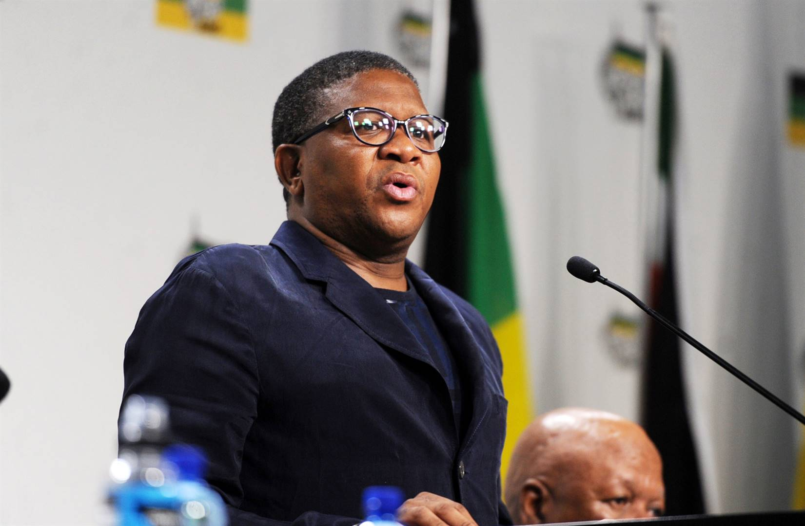 Fikile Mbalula sued for defamation by Carl Niehaus Photo: Daily Sun